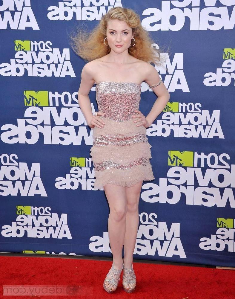 Strapless Dresses Inspired