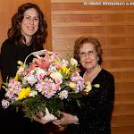 29: Cristina Sánchez Rivas, Directora Técnica de las JIGV, con Dª Rosa Gil Bosque.