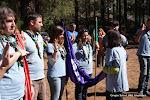 Promesa scout de Amaya