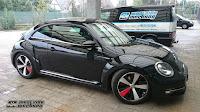 Felgenfolierung-VW Beetle