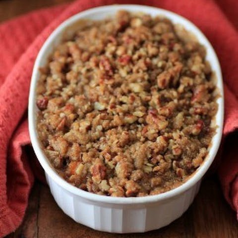 Copycat Ruth's Chris Sweet Potato Casserole