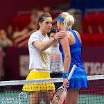 Andrea Petkovic & Kristina Mladenovic