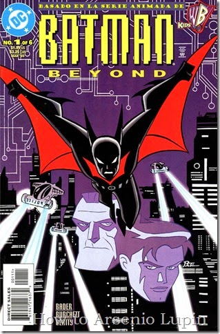 Batman Beyond 1 of 6-00fc