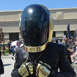 DAFT PUNK at Anime North 2014 in Mississauga, Ontario, Canada