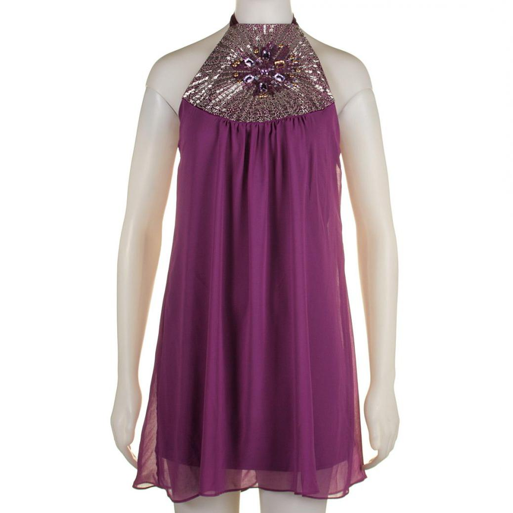 purple dresses for weddings