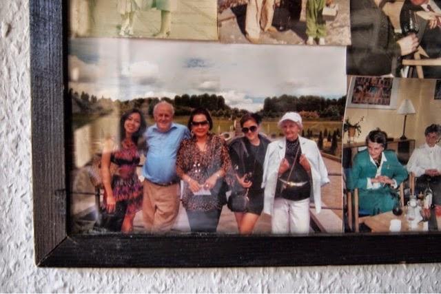 Visit great grandparents