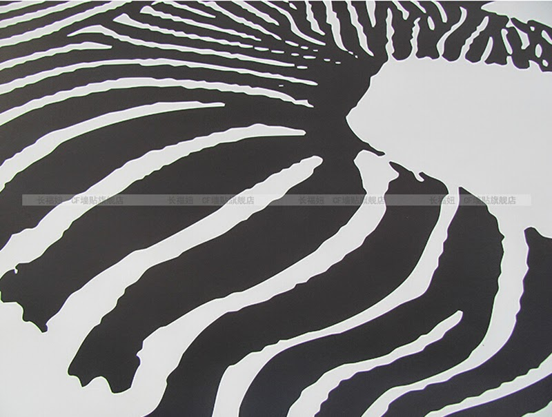 autocollant mural z bre diaphane d cor enfant chambre salon papier peint etanche ebay. Black Bedroom Furniture Sets. Home Design Ideas
