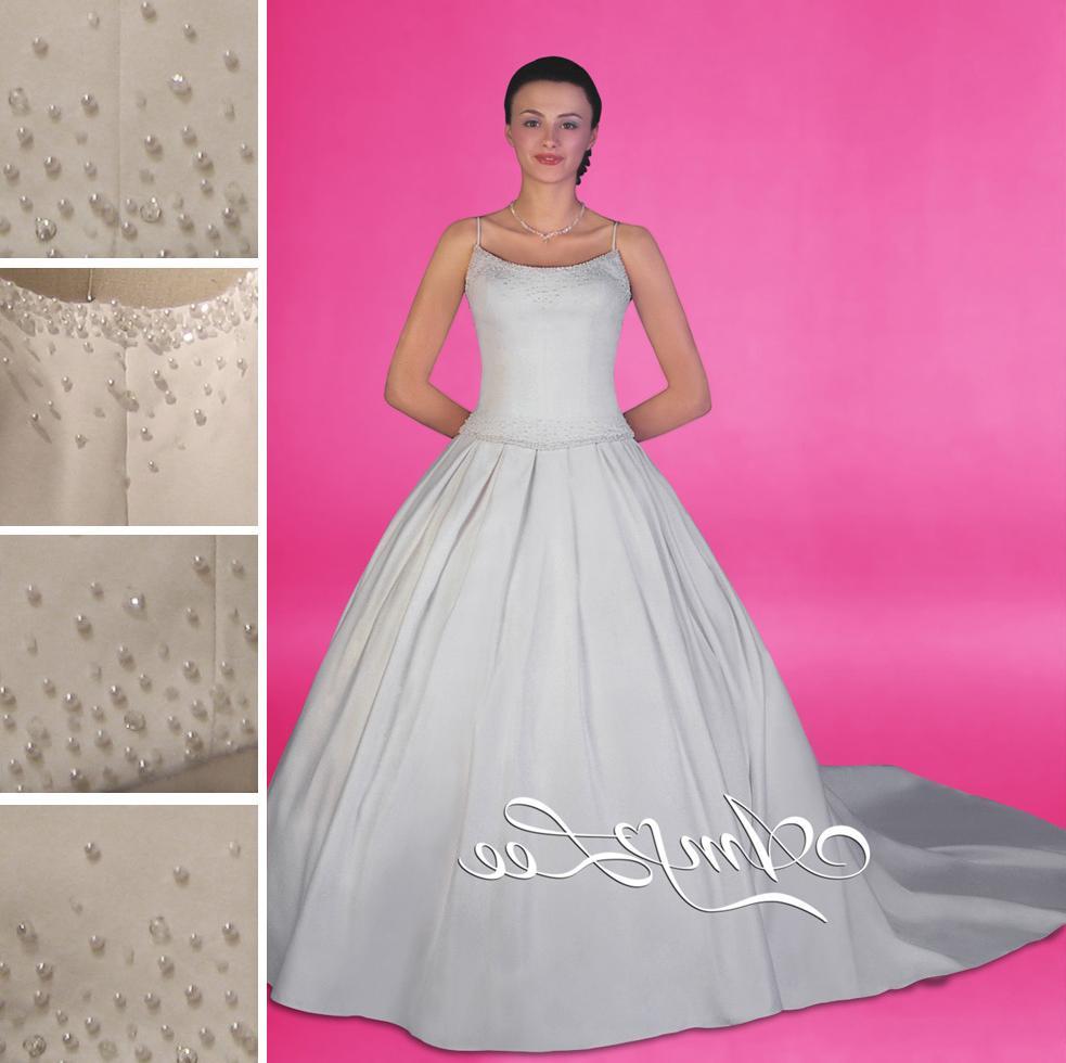Amy Lee Bridal wedding gown