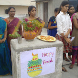 Bonalu Festival at Mehdipatnam Branch