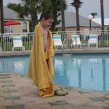 Bryan at the pool in Destin FL 03182012a