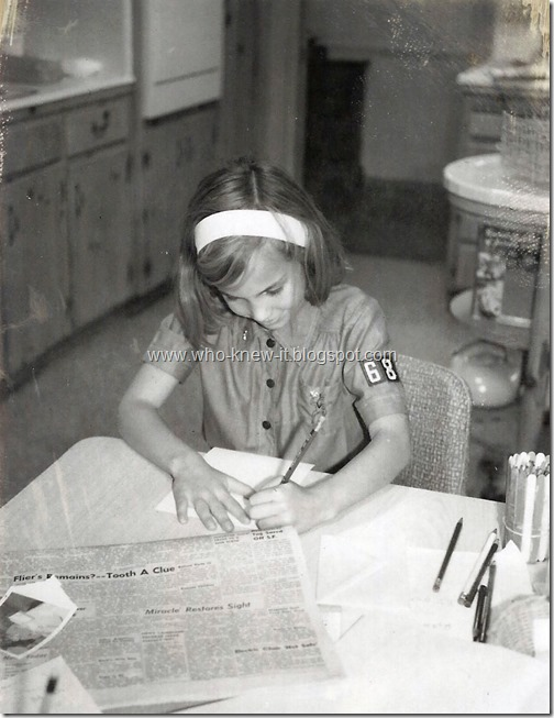 Page 30 - Cary writes letter 11_28_1961