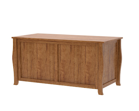 Cascade Cedar Chest in Como Maple