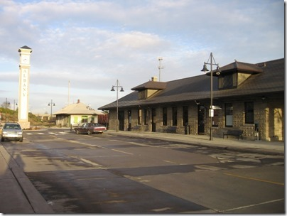 IMG_9516 Depot in Albany, Oregon on December 4, 2007