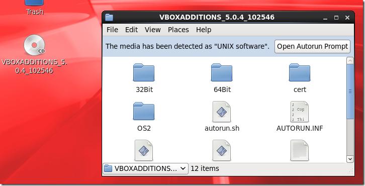 Install OS Screen 46