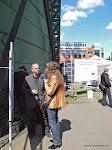 Pressekonferenz Sanierungsbeginn Gasometer