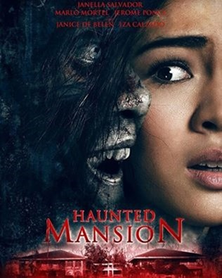 MMFF 2015 Haunted Mansion