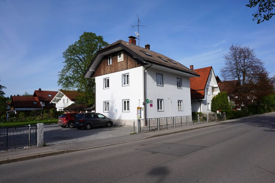 Отель в Фюссене Family Apart House L.A-Füssen