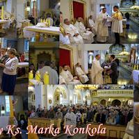 2015-04-26 imieniny Ks. Marka Konkola