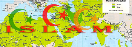Mappa islam
