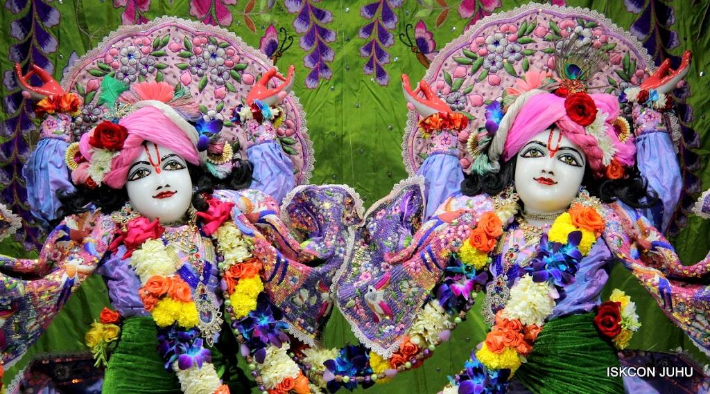 ISKCON Juhu Sringar Deity Darshan 11 Feb 16 (47)