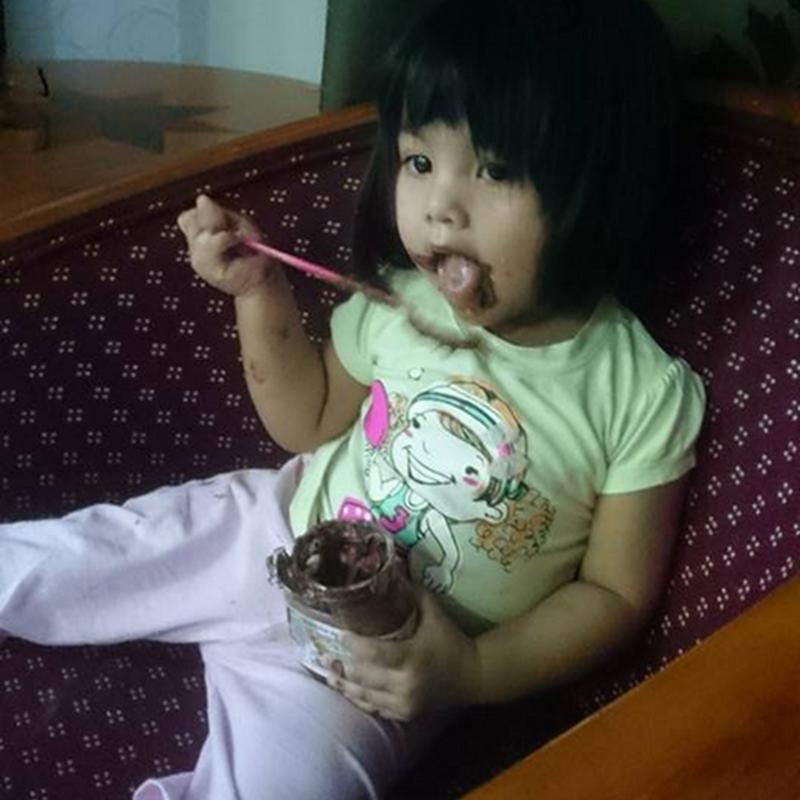 Nutella merbahaya untuk kanak kanak ?