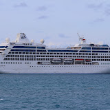 The Pacific Princess - West End, Bermuda