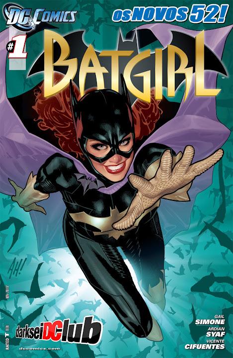 Batgirl (Os Novos 52)