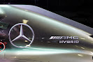 Mercedes AMG Hybrid F1 power