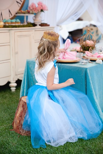 Cinderella Themed Royal Garden Party - Las Vegas www.trishphoto.com  233
