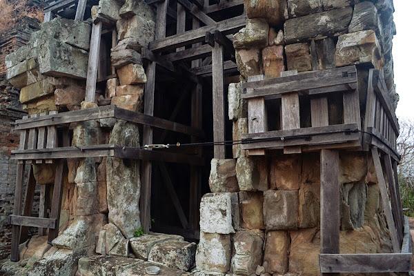 пном кром руины развалины