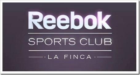 REEBOK SPORTS CLUB LA FINCA LOGO