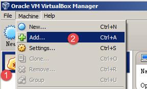 Change VM