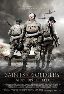 Thánh Binh: Vùng Chiến Máu Lữa - Saints And Soldiers: Airborne Creed poster