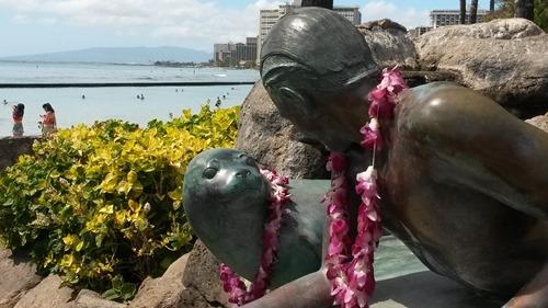 ハワイの旅費は高い