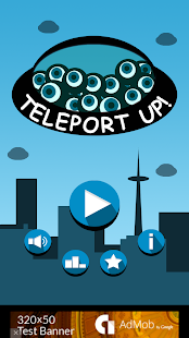 Teleport Up! - screenshot