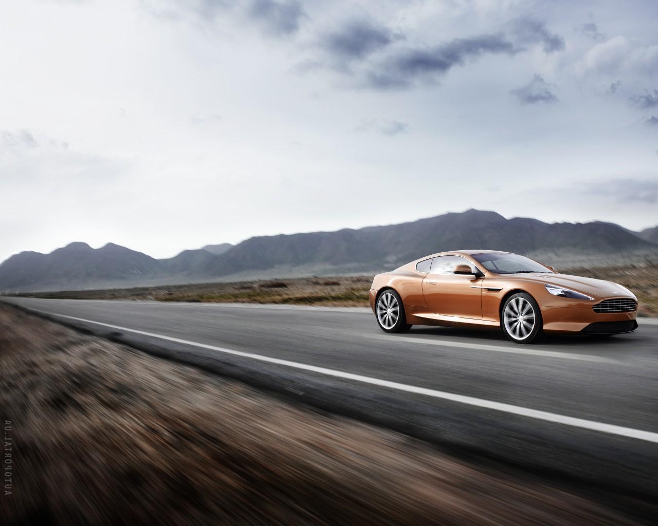 ???? Aston Martin Virage