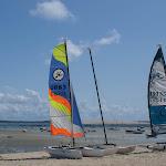 Strand in Cap Ferre / На берегу в Кап Ферр