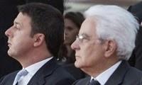 Renzi-Mattarella