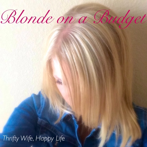 Blonde on a Budget