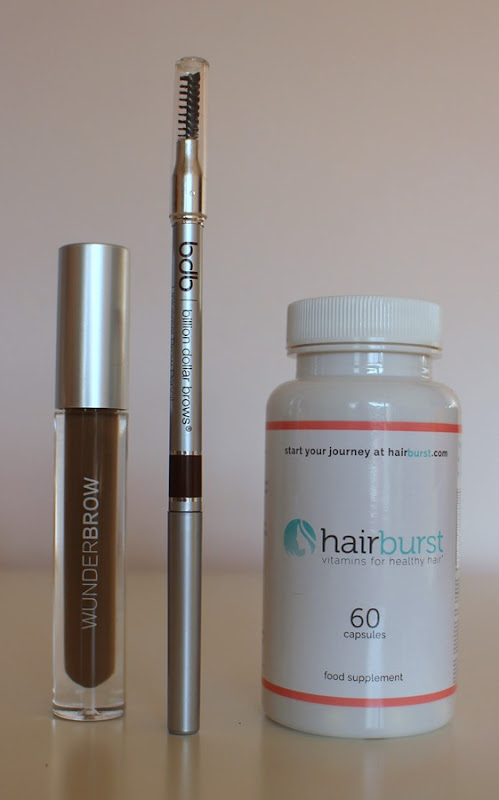 Wunderbrow, Billion-Dollar-Brows, HairBurst