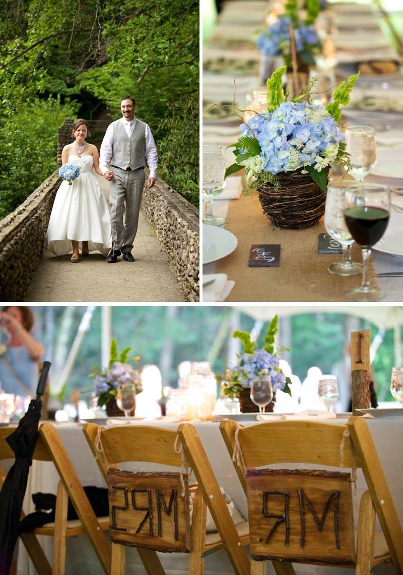 romantic wedding table decor