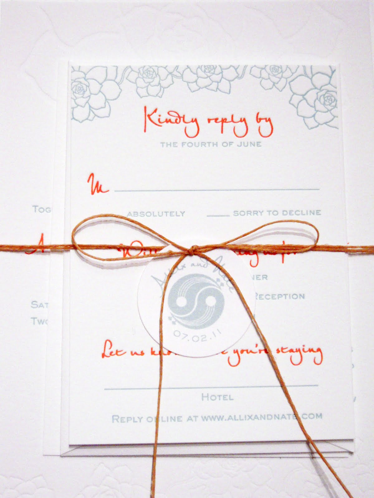 Elegant Wedding Invitations 2
