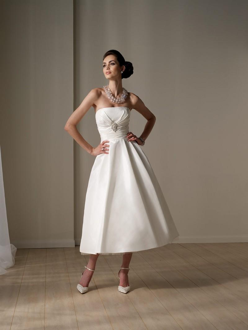 2011 Beach Wedding Dress
