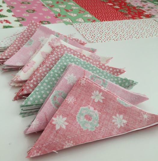 Little Joys - Quilt - Production Line