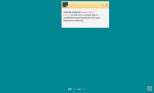 OfficeSuite Oxford Dictionary screenshot 12