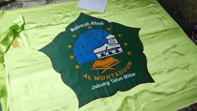Panji atau Bendera Sekolah
