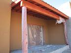 Entry door porch complete 11/17
