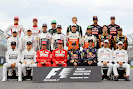 F1 drivers that started the 2014 season
