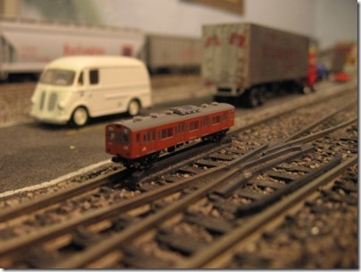 IMG_4622 T-Scale Train on HO-Scale Track