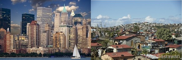 Pengertian negara maju dan berkembang